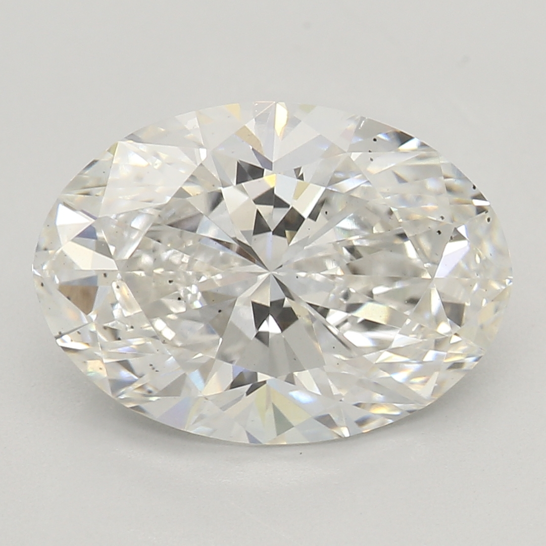2.28 Carat G-VS2 Excellent Oval Diamond