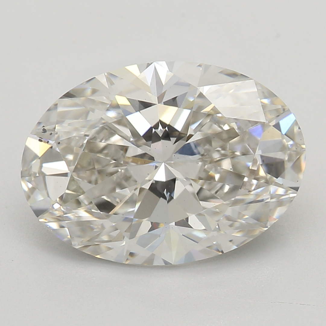 2.29 Carat I-VS2 Excellent Oval Diamond