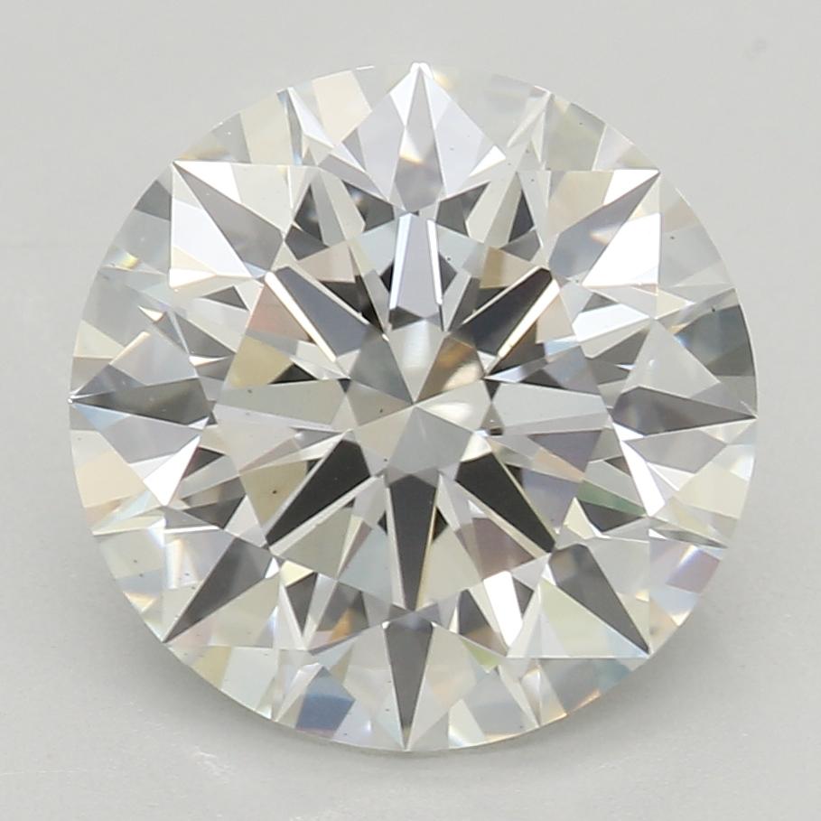 2.23 Carat H-VS2 Excellent Round Diamond