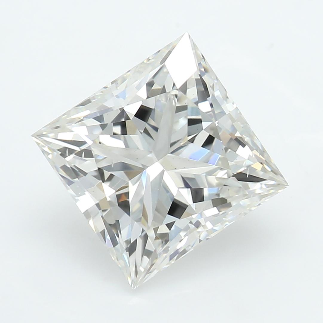 2.02 Carat H-VS2 Excellent Princess Diamond