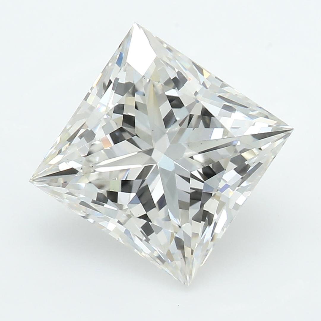 2.26 Carat J-VS2 Excellent Princess Diamond