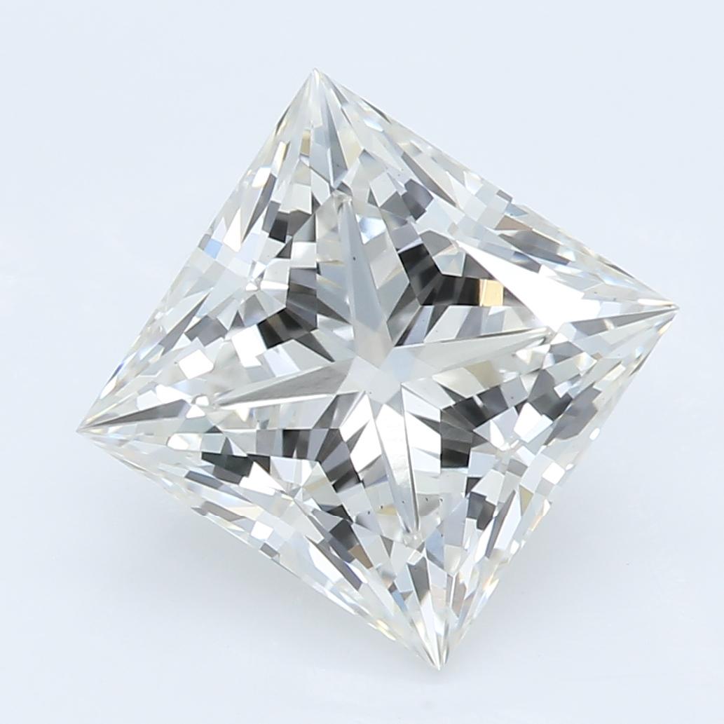 2.30 Carat I-VS2 Ideal Princess Diamond