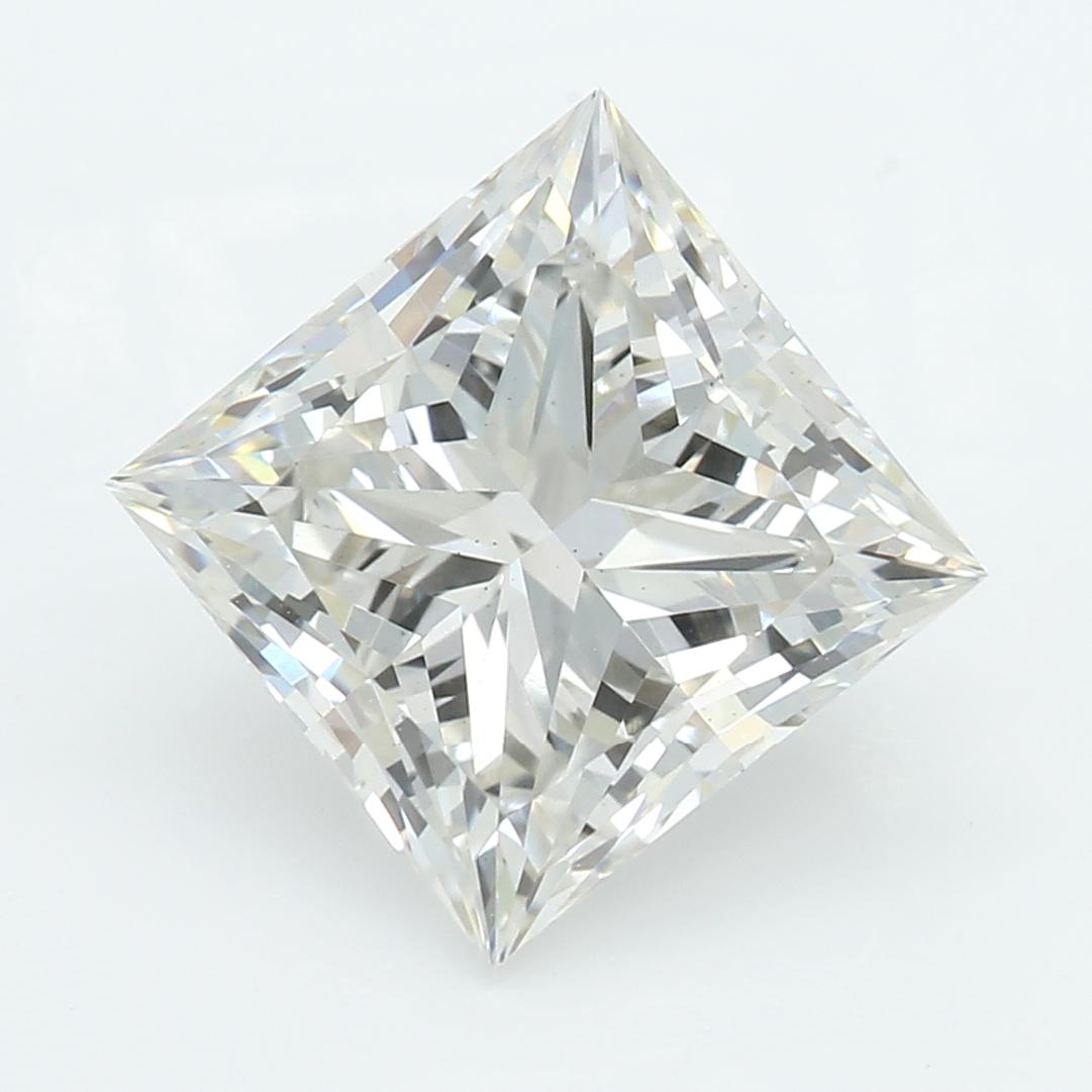 2.00 Carat I-VS2 Excellent Princess Diamond