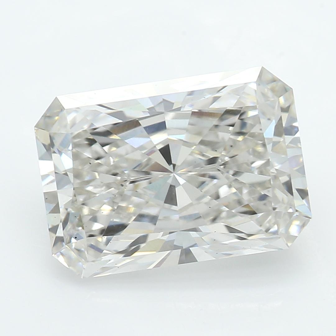2.33 Carat I-VS2 Excellent Radiant Diamond