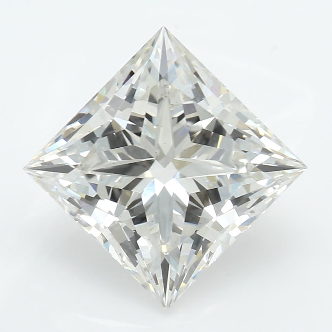 2.20 Carat J-VS2 Ideal Princess Diamond