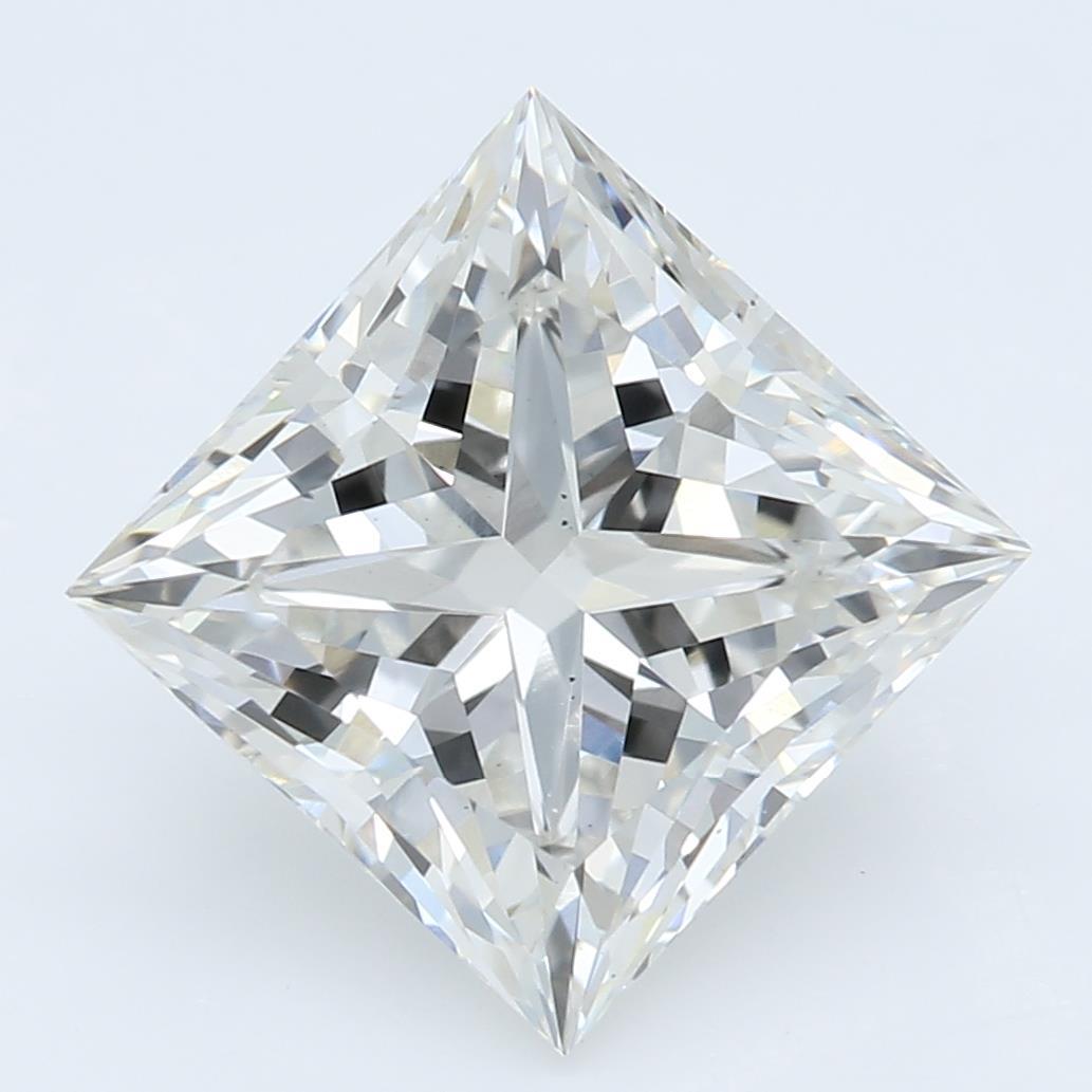 2.10 Carat J-VS2 Excellent Princess Diamond