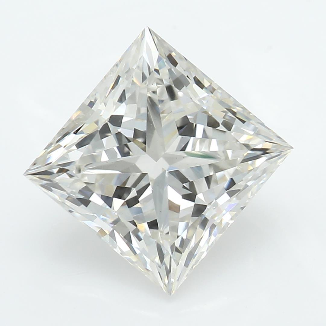 2.14 Carat J-VS2 Excellent Princess Diamond