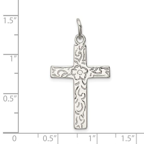 Sterling-Silver-Fancy-Latin-Cross-Pendant-1-1INx0-7IN