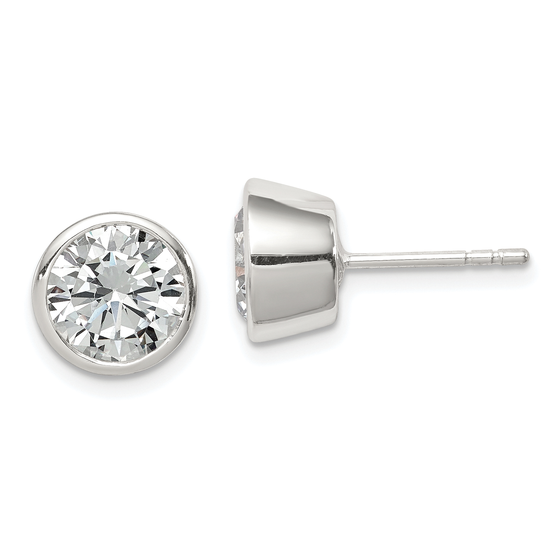 steel co amazon dp pairs stainless mm stud to earrings set