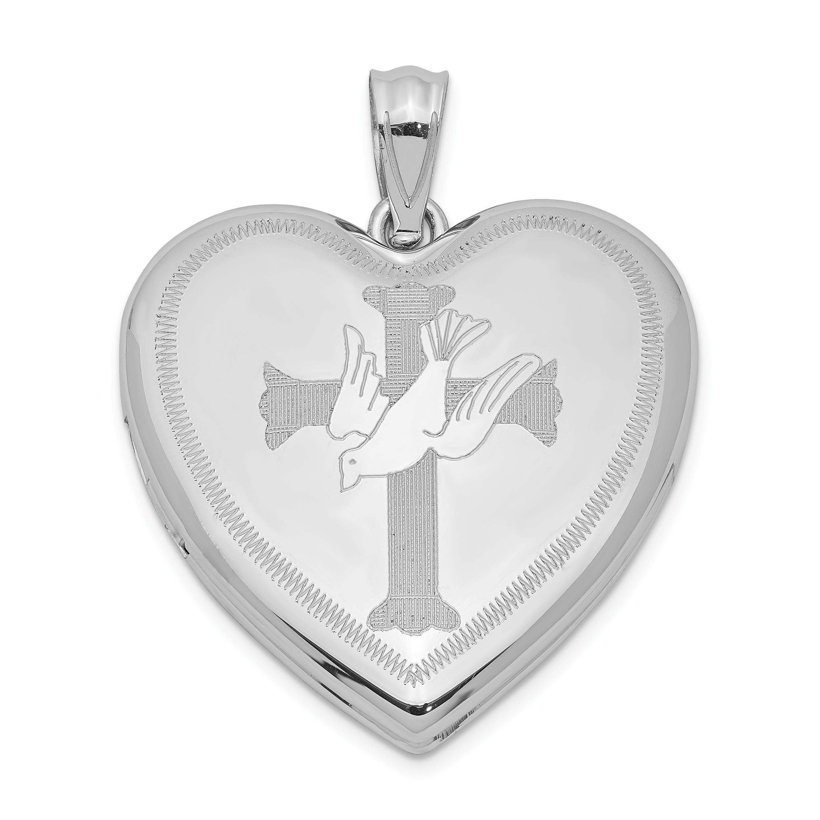floating cross layered item crucifix stainless necklaces locket quality charms new jewelry lockets pendants high pendents men knight steel