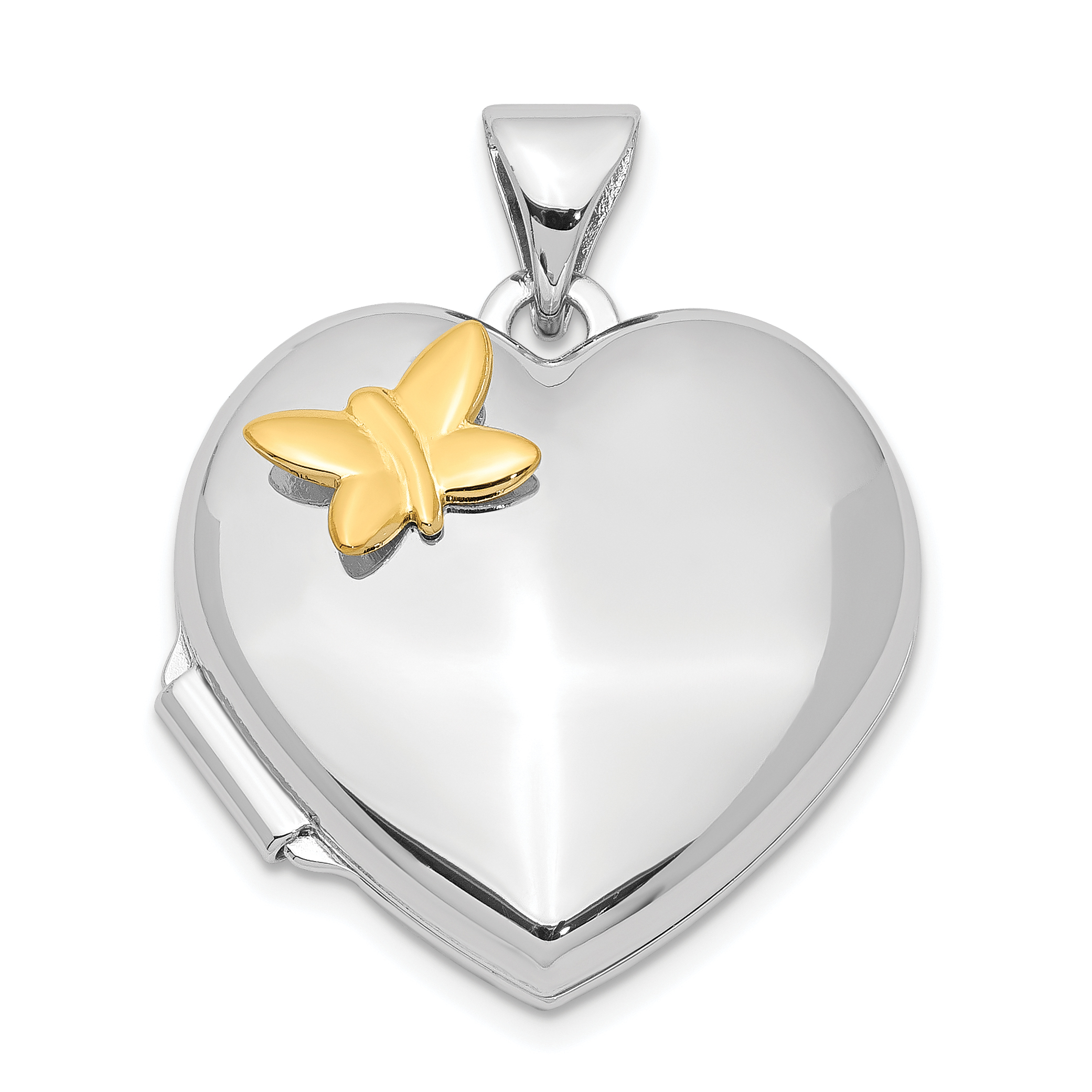 small products silver monarch butterfly necklace lockets sterling jackson martha