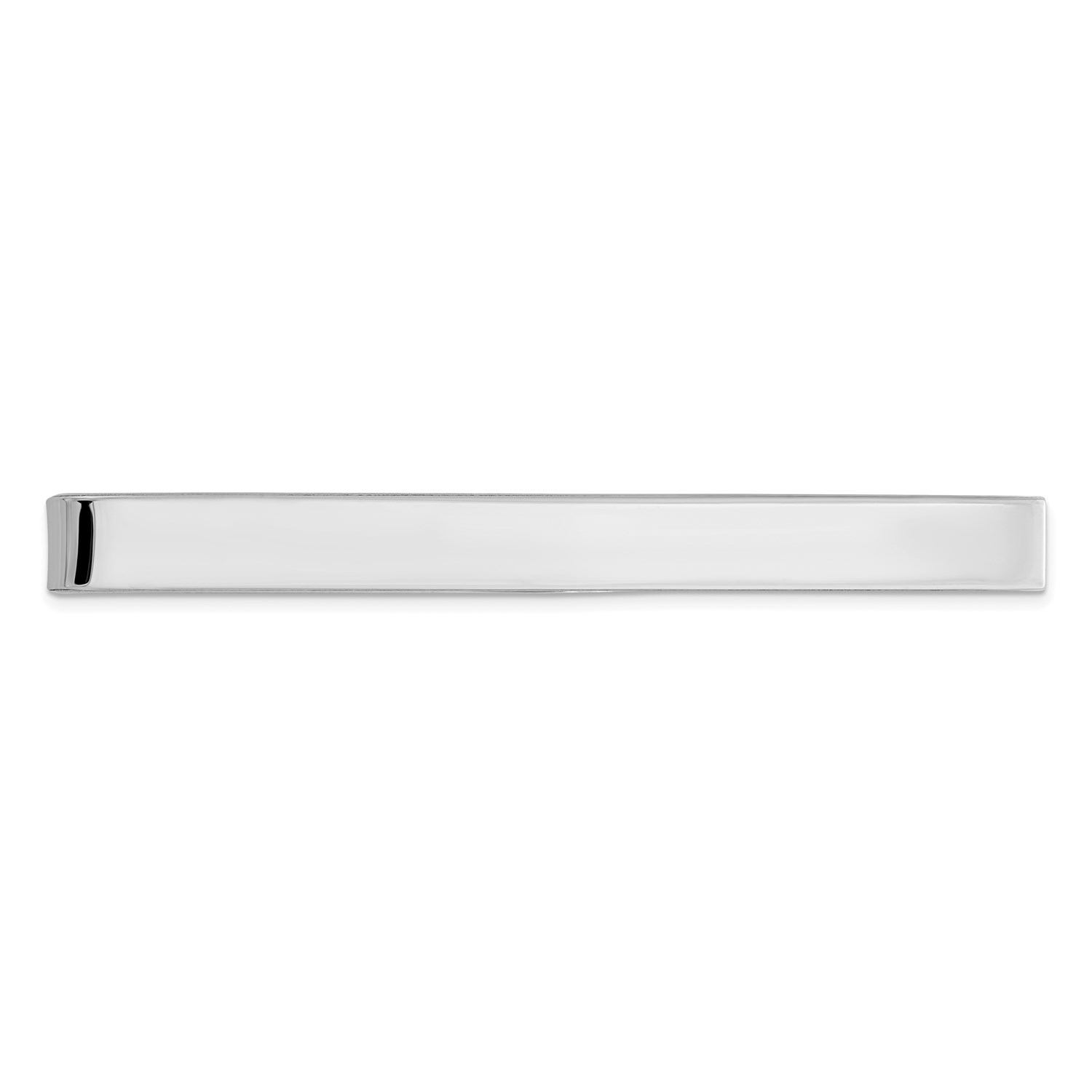 10e781d1695 Image is loading Solid-Sterling-Silver-Engravable-925-Polished-Finish-Simple -