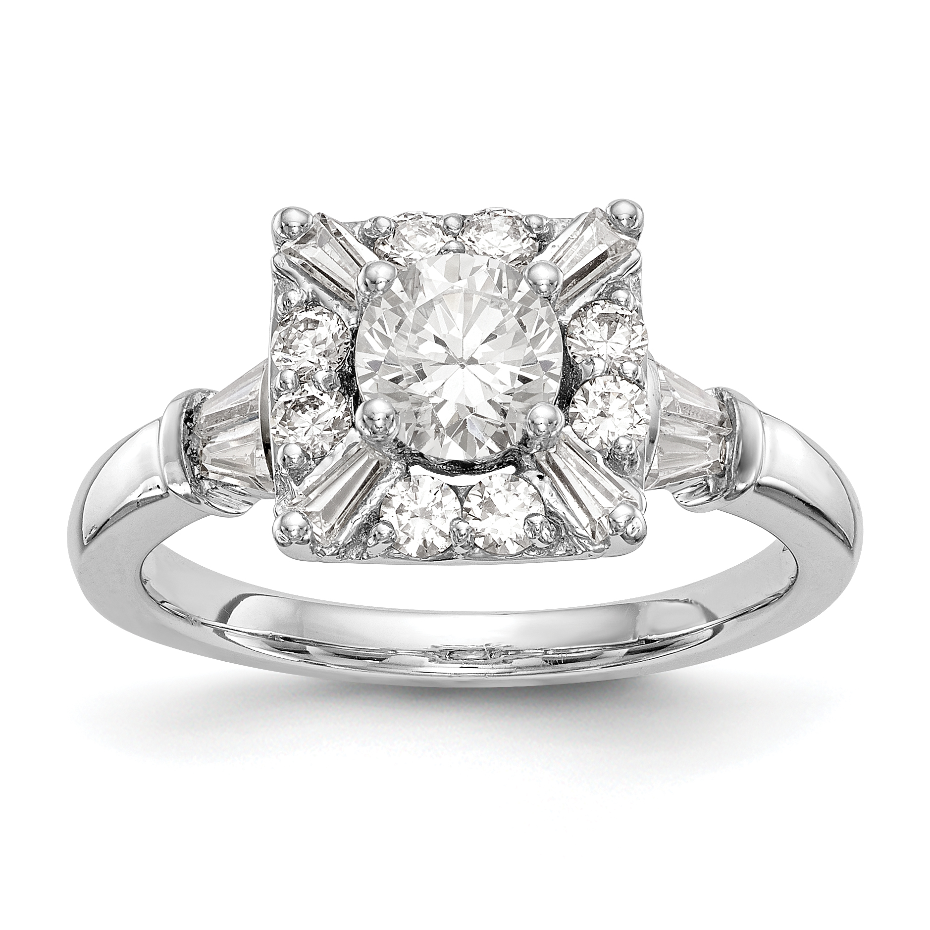 rings a jaffe halo house by ring metropolitan diamond product engagement square alexis