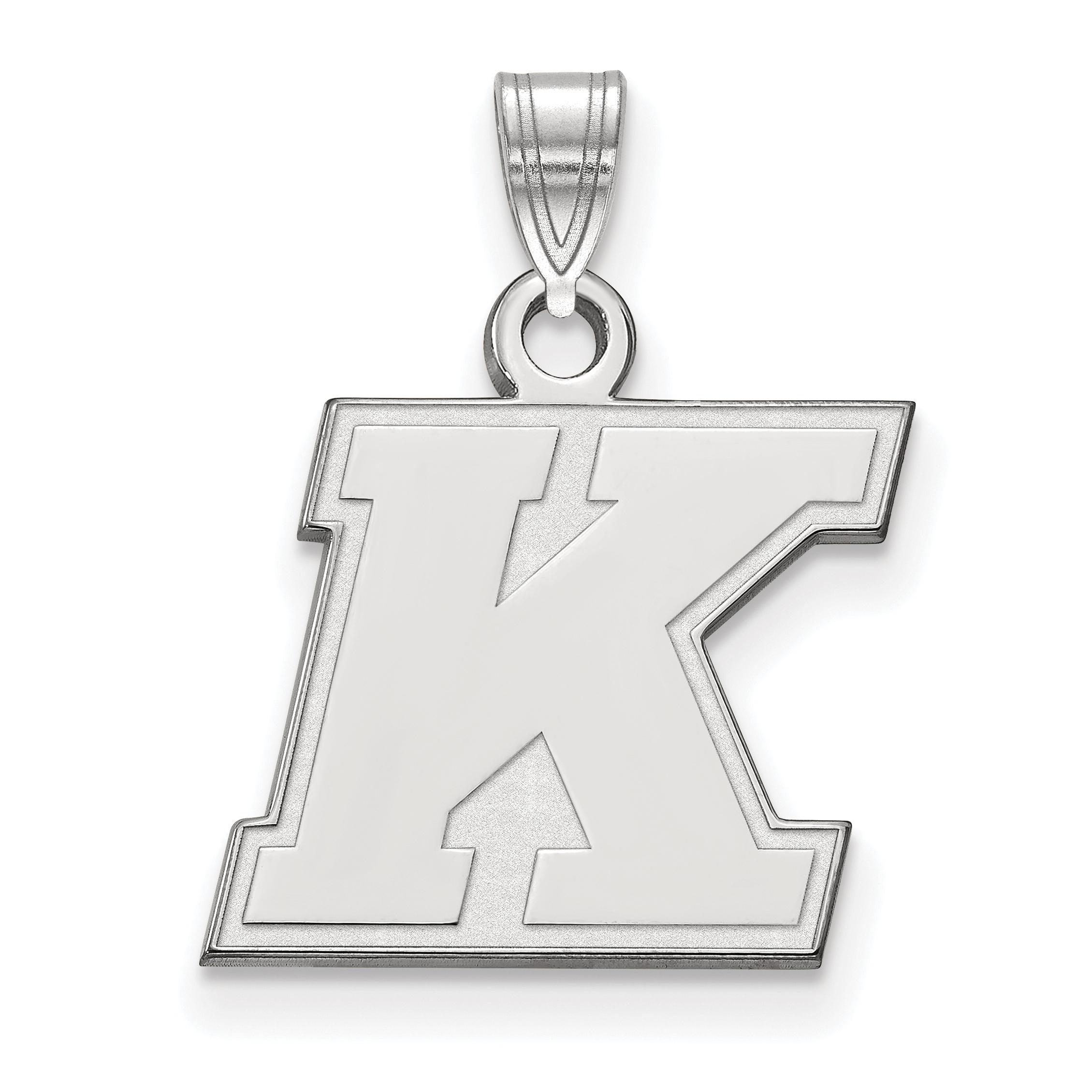 10kw LogoArt Kent State University Small Pendant