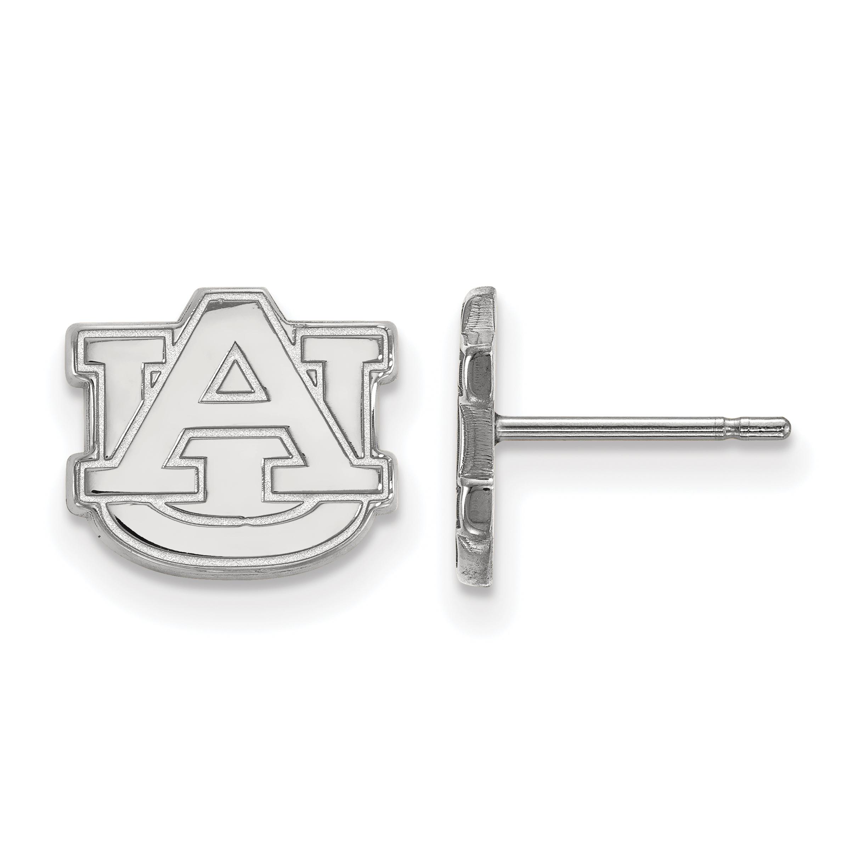 10kw LogoArt Auburn University XS Post Earrings