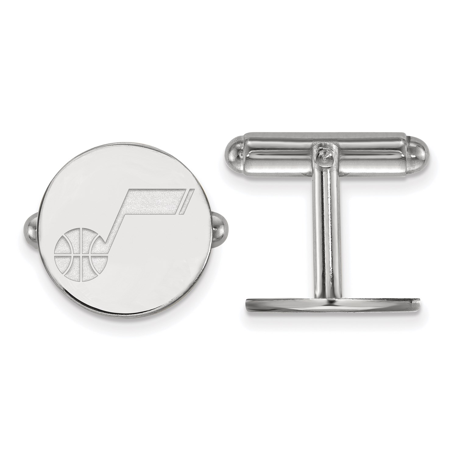 Sterling Silver NBA Basketball LogoArt Official Licensed Uta