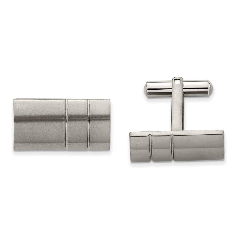 Titanium CufflinksTBC105