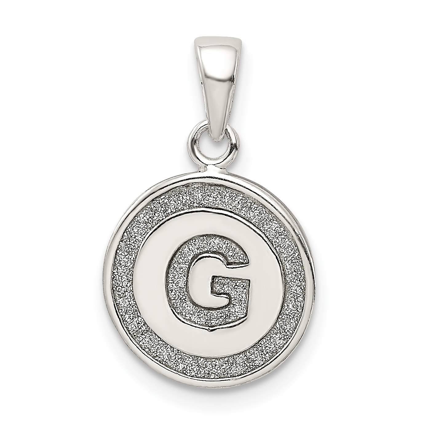 12mm Solid 925 Sterling Silver with Gold-Toned Alpha Phi Extra Small Enl Pendant with Necklace